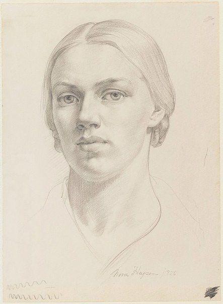 Portrait by Nora Heyson