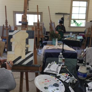 painting class art class Sydney