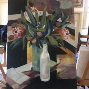 Inspired by Margaret Preston