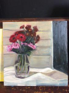 Flower-Painting-Sydney-Art-Class