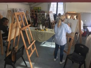Sketching-Lessons-Sydney-Art-Class